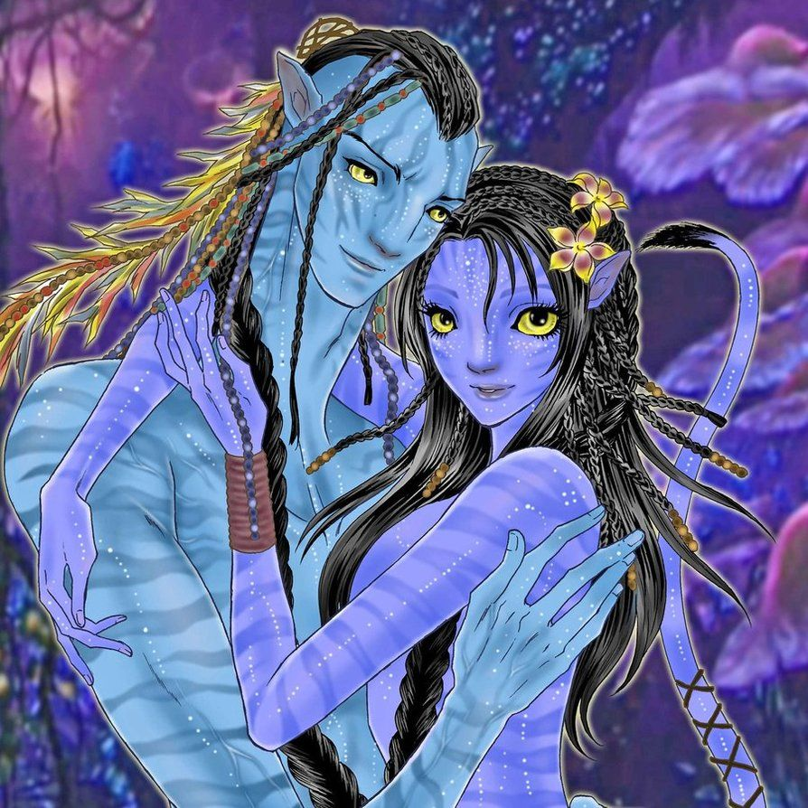 Avatar Movie Poster: PRINTS AVAILABLE AT ETSY I Loved Avatar, But The Poster