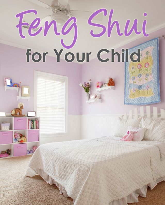 Child S Room: Encourage Calm, Healthy Energy With Feng Shui In Your