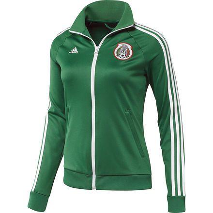 0eb7b3e29b860 Chamarra Selección Mexicana de Fútbol Mujer