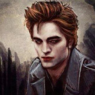 Twilight Fan Art of Edward