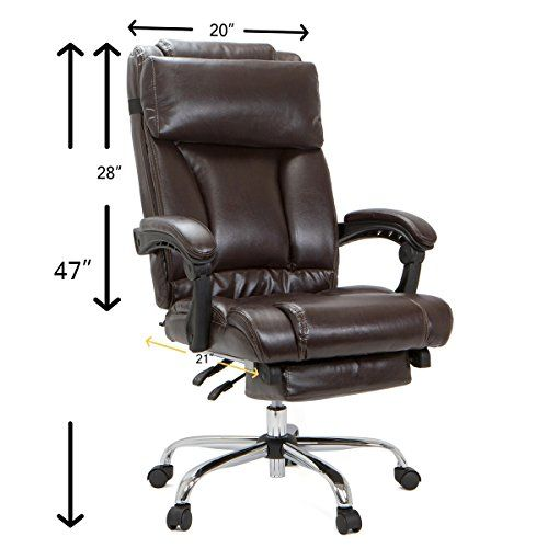 Best Reclining Office Chairs In 2020
