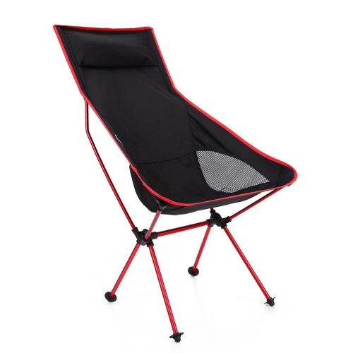 Ultra Lightweight Folding Portable Outdoor Camping Hiking Fishing Chair Lounger Chair Fishing Chair Camping Chairs Loungers Chair