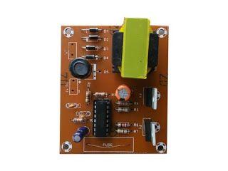 12V, 15W-32W CFL Emergency Light /Inverter Circuit Board ...