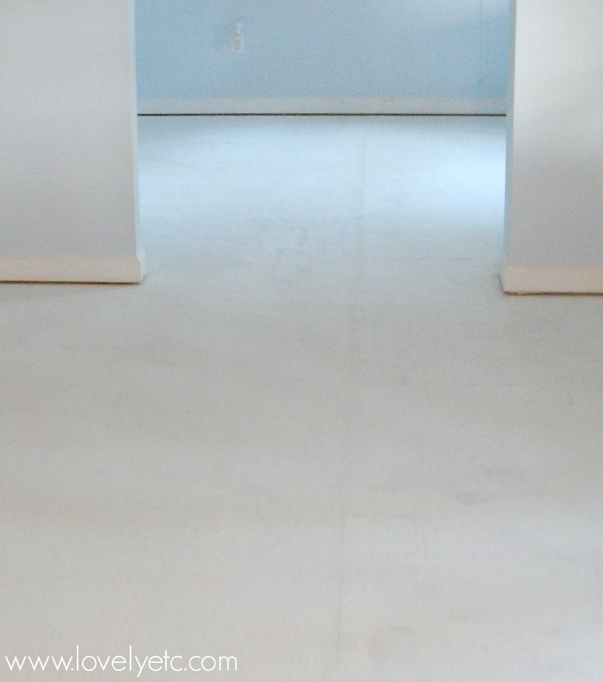 Amazing Painted Plywood Subfloor A How To Plywood