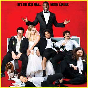 Kevin Hart Kaley Cuoco Josh Gad Make One Disheveled Wedding Party In Wedding Ringer Exclusive The Wedding Ringer Movie The Wedding Ringer Wedding Movies