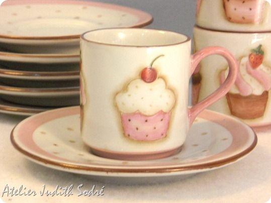 Dscf2037 Xicaras De Cafe Canecas Pintadas A Mao Canecas Pintadas