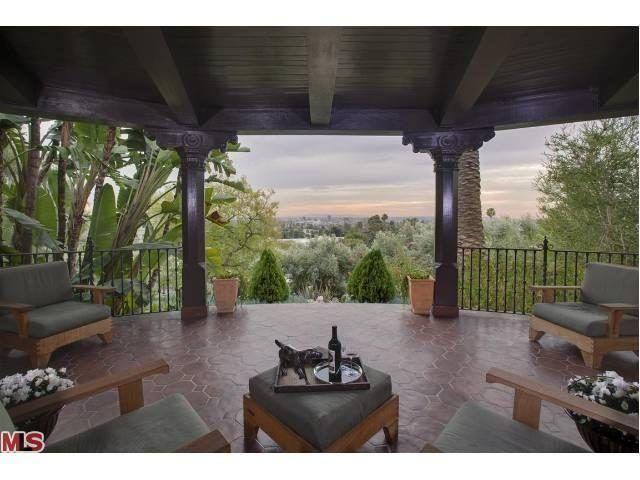 Restored 1929 House On Nearly an Acre in Los Feliz -