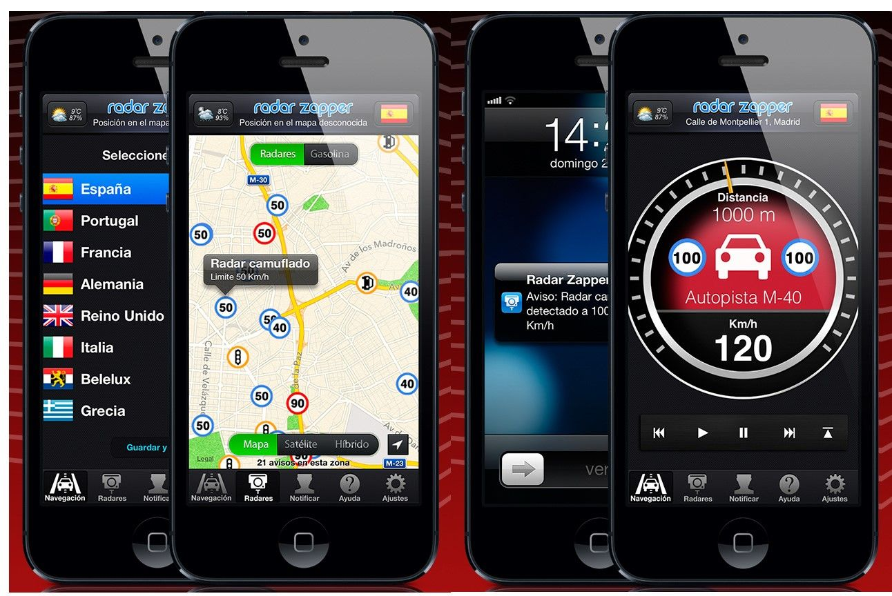 Radar Detector App >> Useful Info On Cop Radar Detector App The Best Review Website