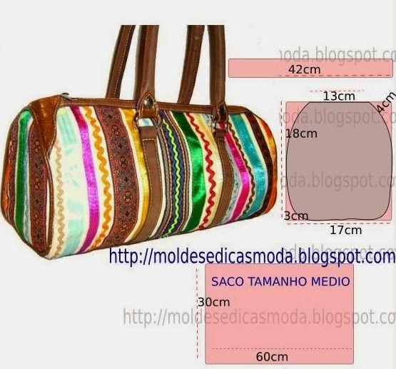 bc34a1d91170 Как сшить сумку своими руками: 5 сумок с лучшими мастер-классами ...