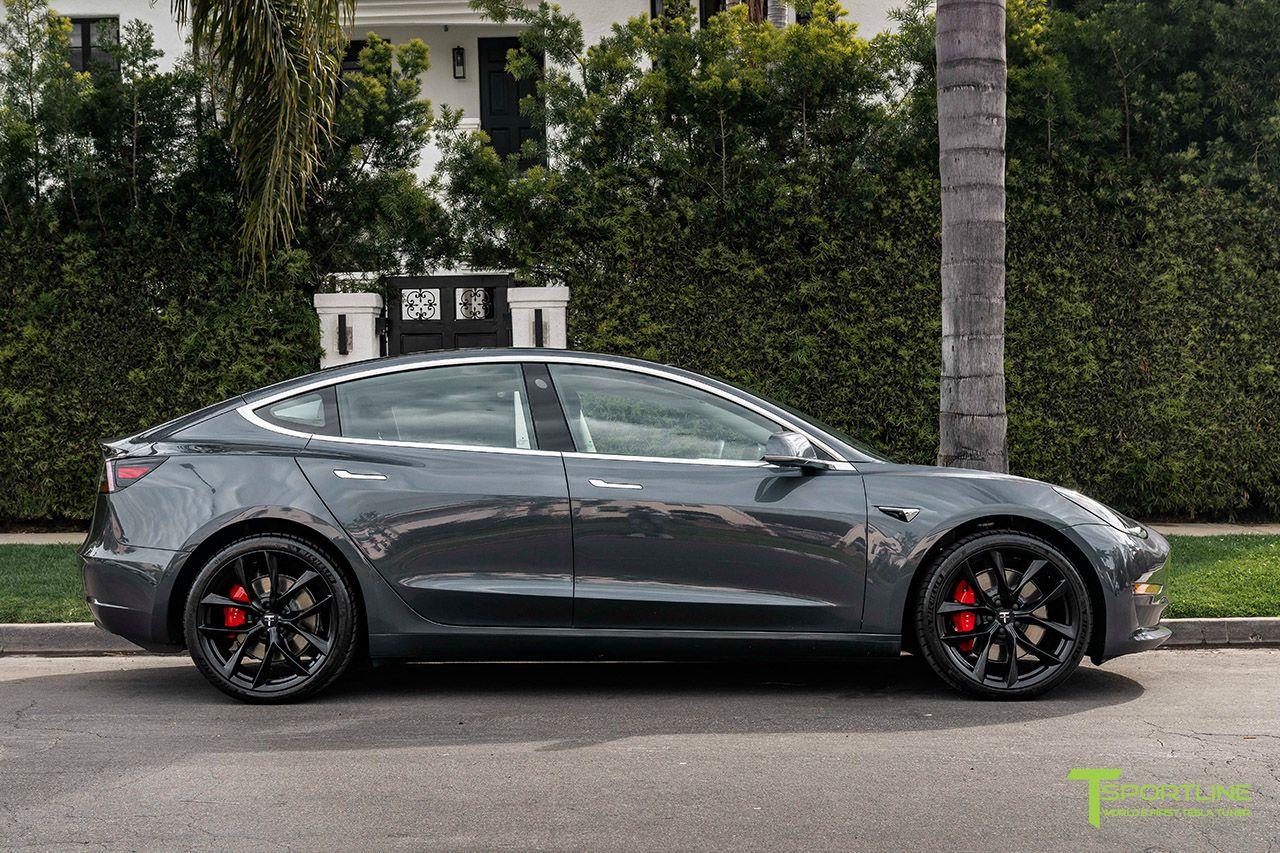 Tesla Model 3 20 Forged Wheels Performance Wheels Tesla Factory