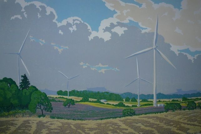 Turbines at Marr £250.00