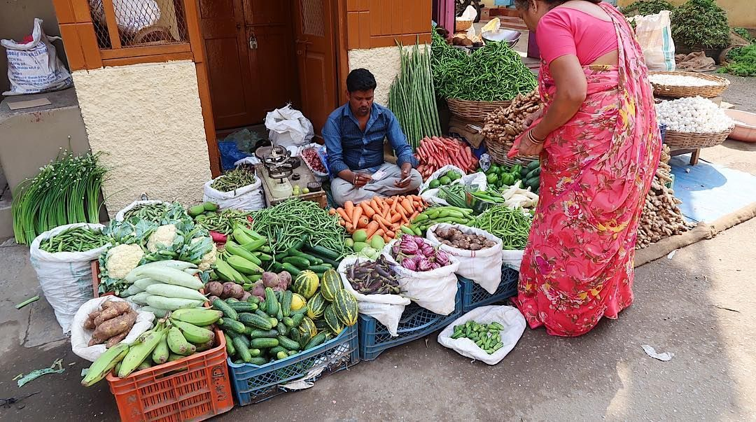 It S Good To Be Back Home But I M Missing India S Farmers Market Already I M Going To Try To Post All The Videos Soooon Miss India Instagram Posts Inspiration