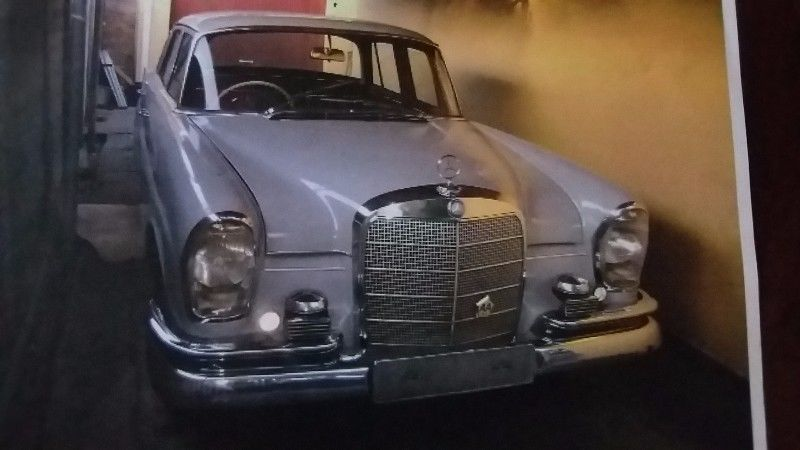 1963 mercedesbenz sclass sedan other gumtree south