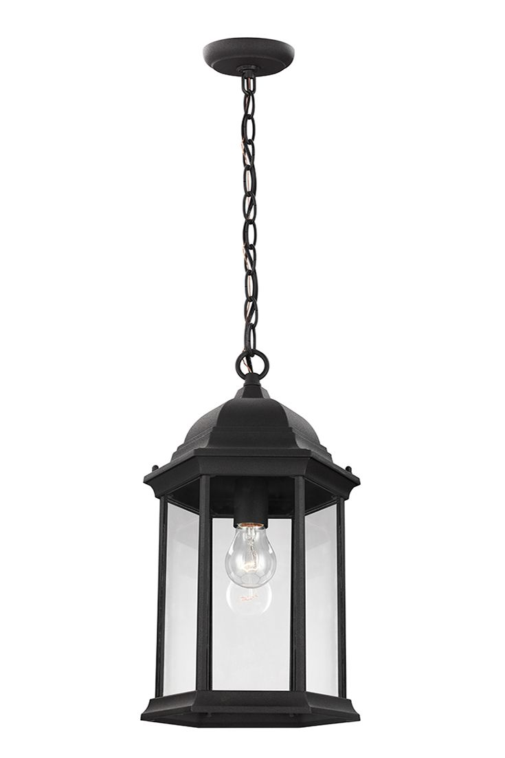 Sevier 1 light outdoor pendant by sea gull lighting brings sevier 1 light outdoor pendant by sea gull lighting brings timeless design to new mozeypictures Gallery