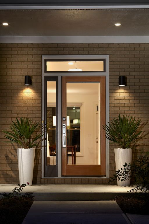 Image Result For Front Door With Transom Home Decor Pinterest
