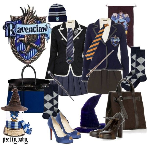 Harry Potter Ravenclaw Girls Harry Potter Outfits Gryffindor