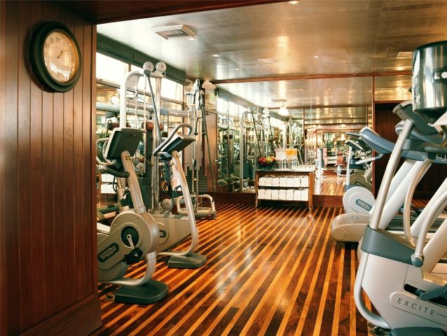 Outstanding Our State Of The Art Fitness Center One Spa At Luxury Hotel Interior Design Ideas Skatsoteloinfo