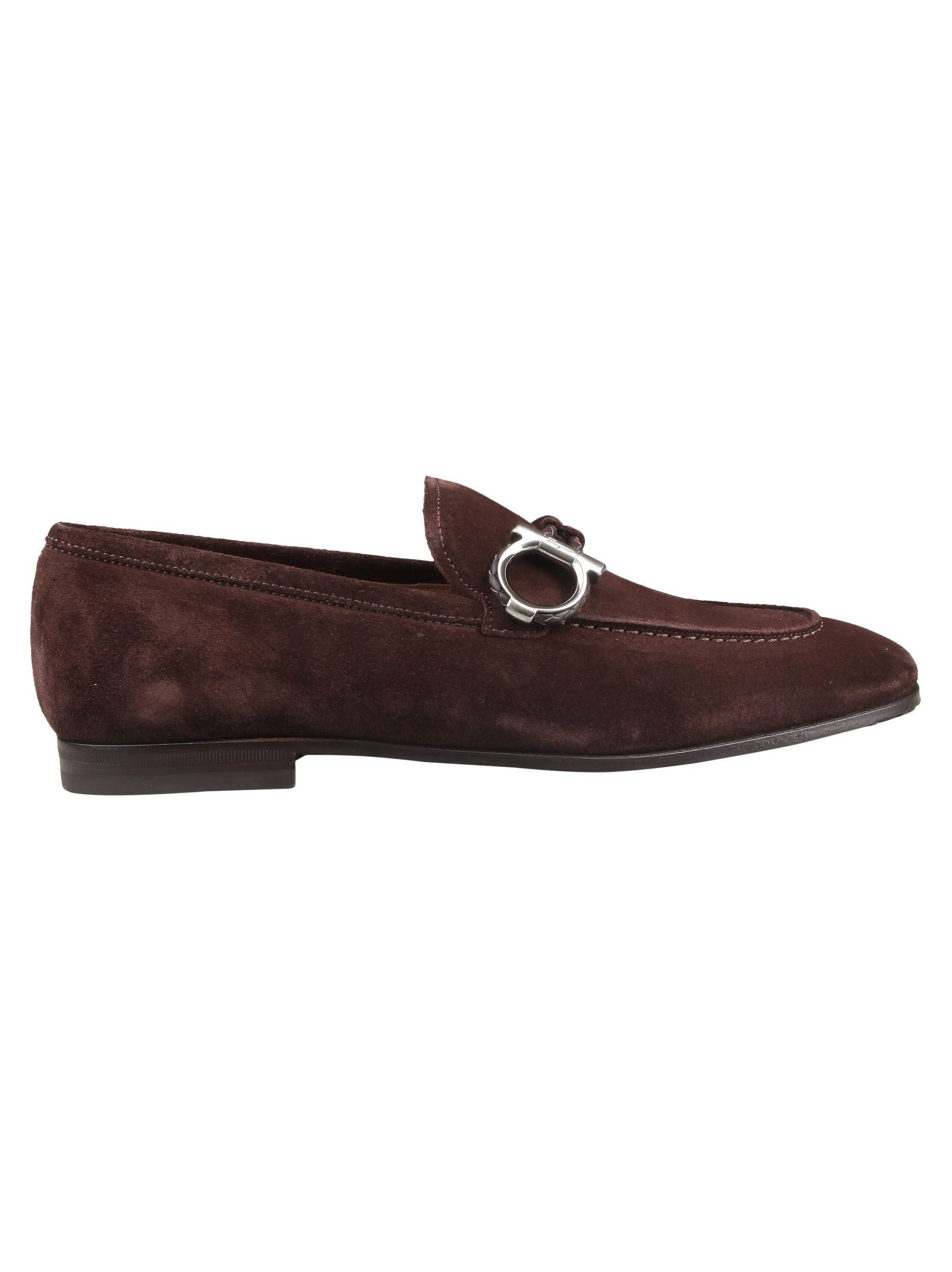 55632c686dec6 SALVATORE FERRAGAMO CLASSIC DOUBLE GANCIO LOAFERS.  salvatoreferragamo   shoes