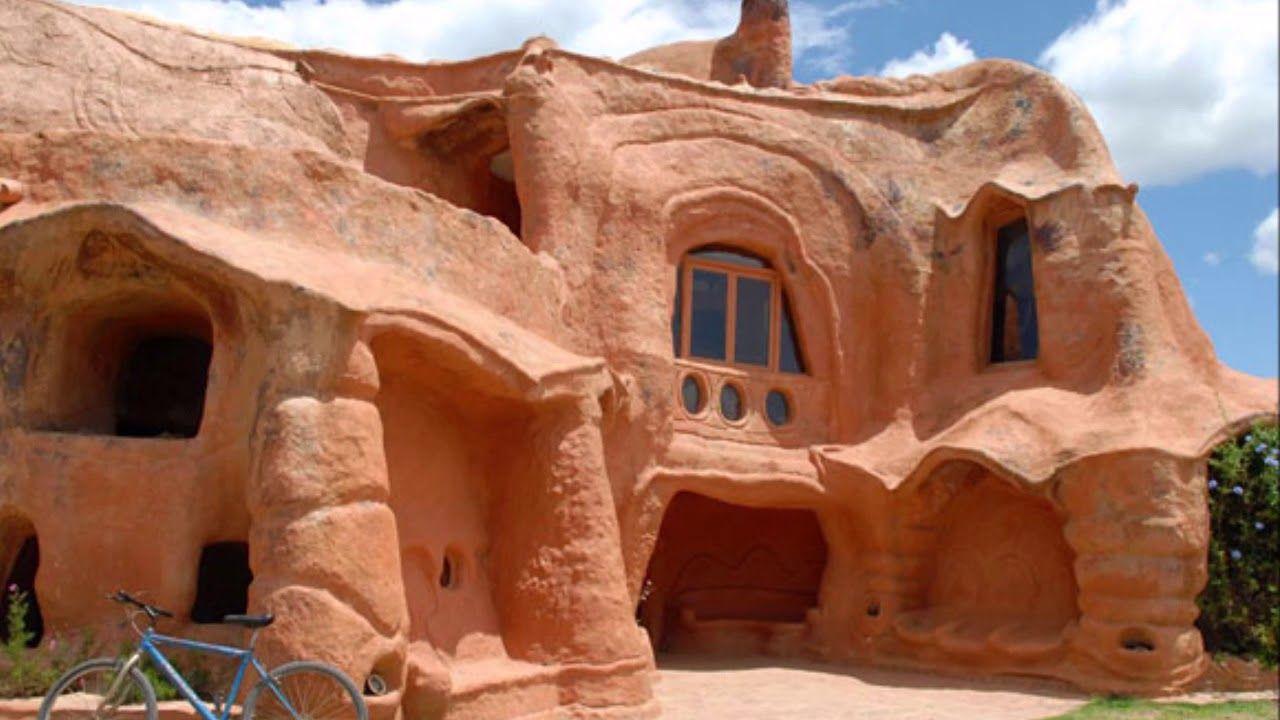 Casas De Barro Adobe Y Madera Para Admirar Video 3