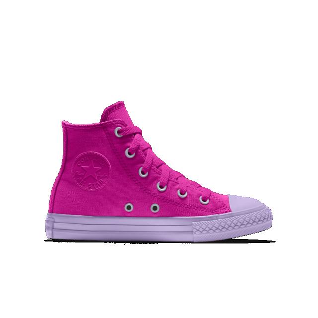 606ec7c6bc12 Converse Custom Chuck Taylor All Star High Top Little Kids  Shoe ...