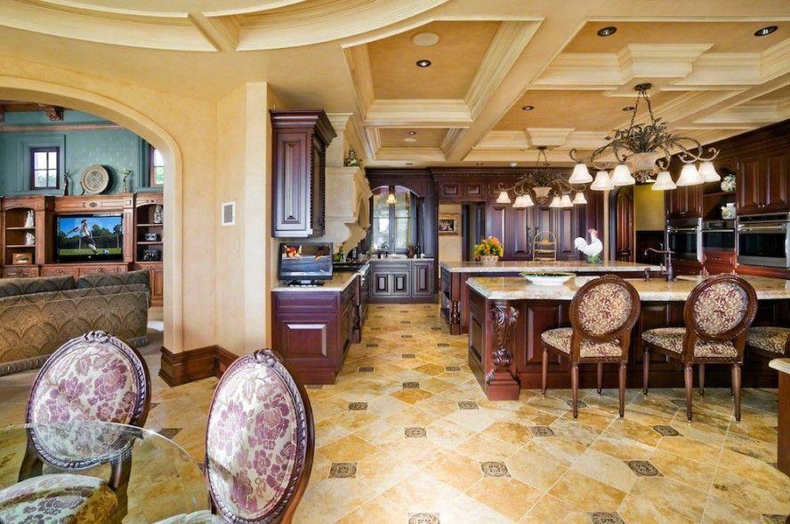 Interior Luxury Homes Gallery | ... Luxury Home Interior, Bar Stool ...