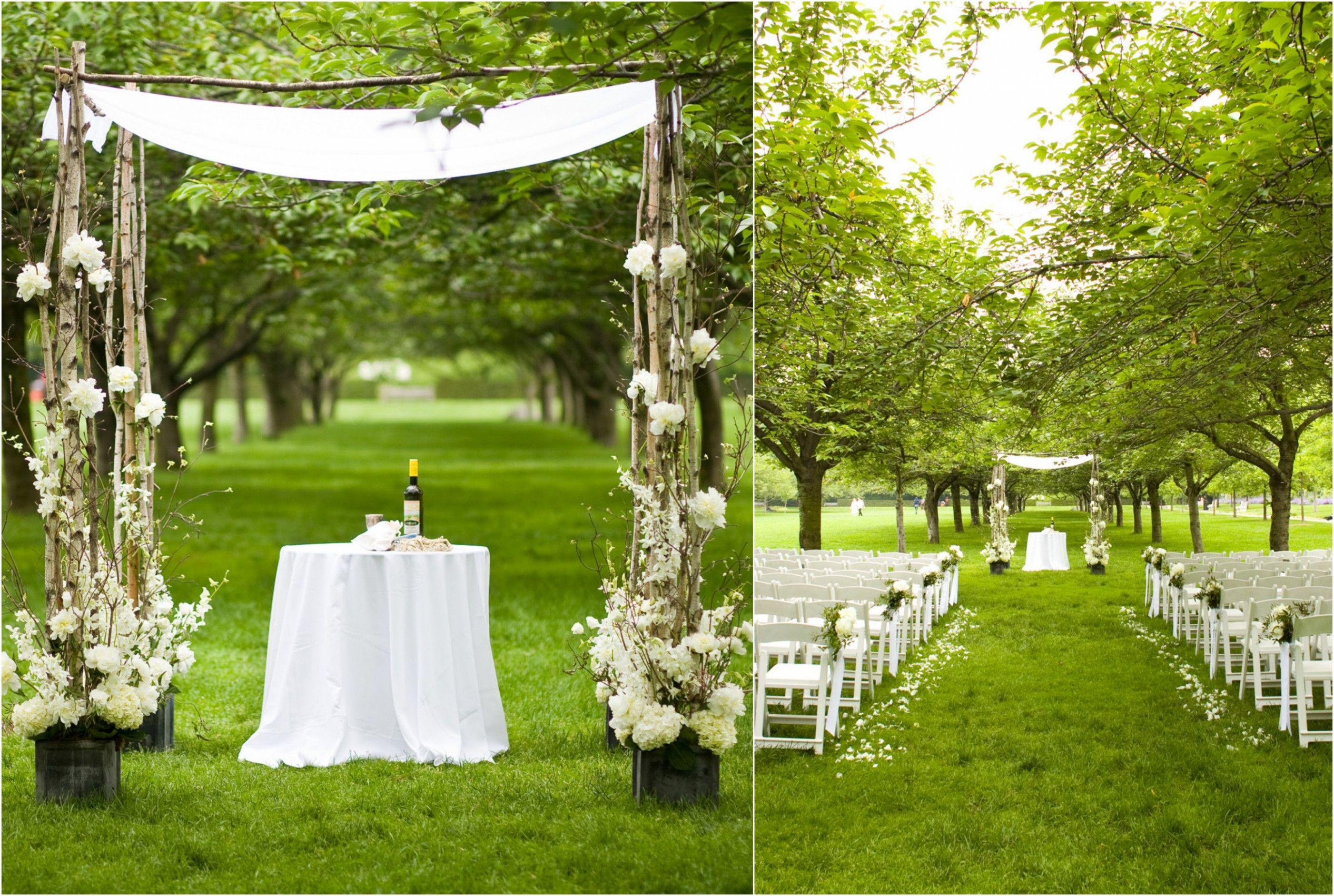 Wedding Ceremony Decorations - Geekleetist   Cheap wedding ...