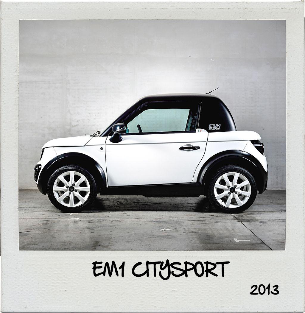 EM1 CITYSPORT - 2013 WWW.TAZZARI-ZERO.COM # TAZZARI # ZERO ...