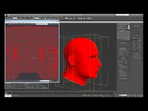 Короткий видео-урок о том как можно быстро превратить 2Д ...