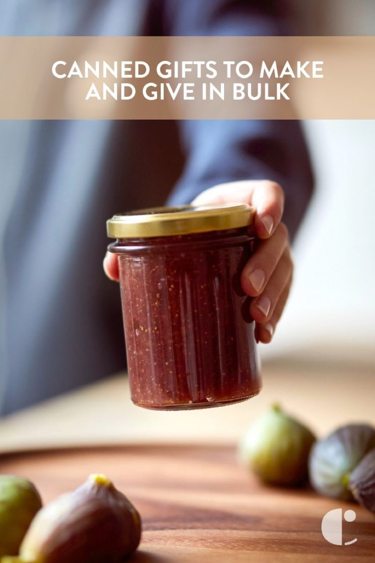Can you gift it canning gifts to give in bulk this