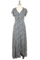 Everlane Floral Dress