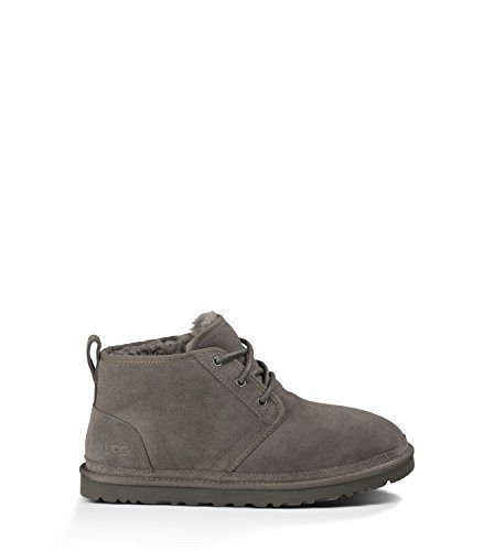 UGG Australia Men's Neumel Suede Charcoal Suede 9 M US - http://authenticboots