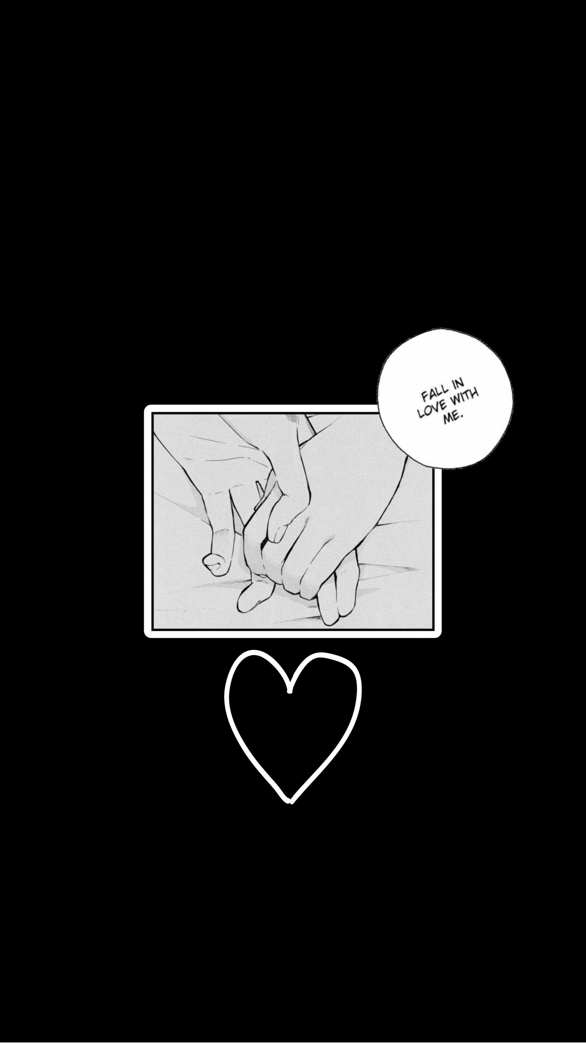 Manga Love Cute Love Wallpapers Manga Love Love Wallpapers Romantic Anime wallpaper black white love