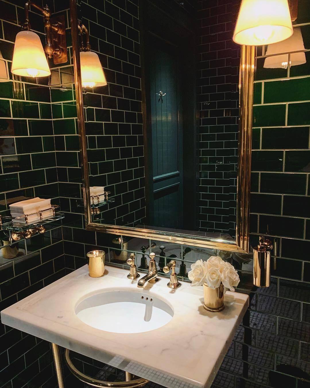 Tkkatherineblog Ralph S Coffee Bar At Polo Ralph Lauren Inst Juliearoenning Bathroom Interior Green Bathroom Toilet Design