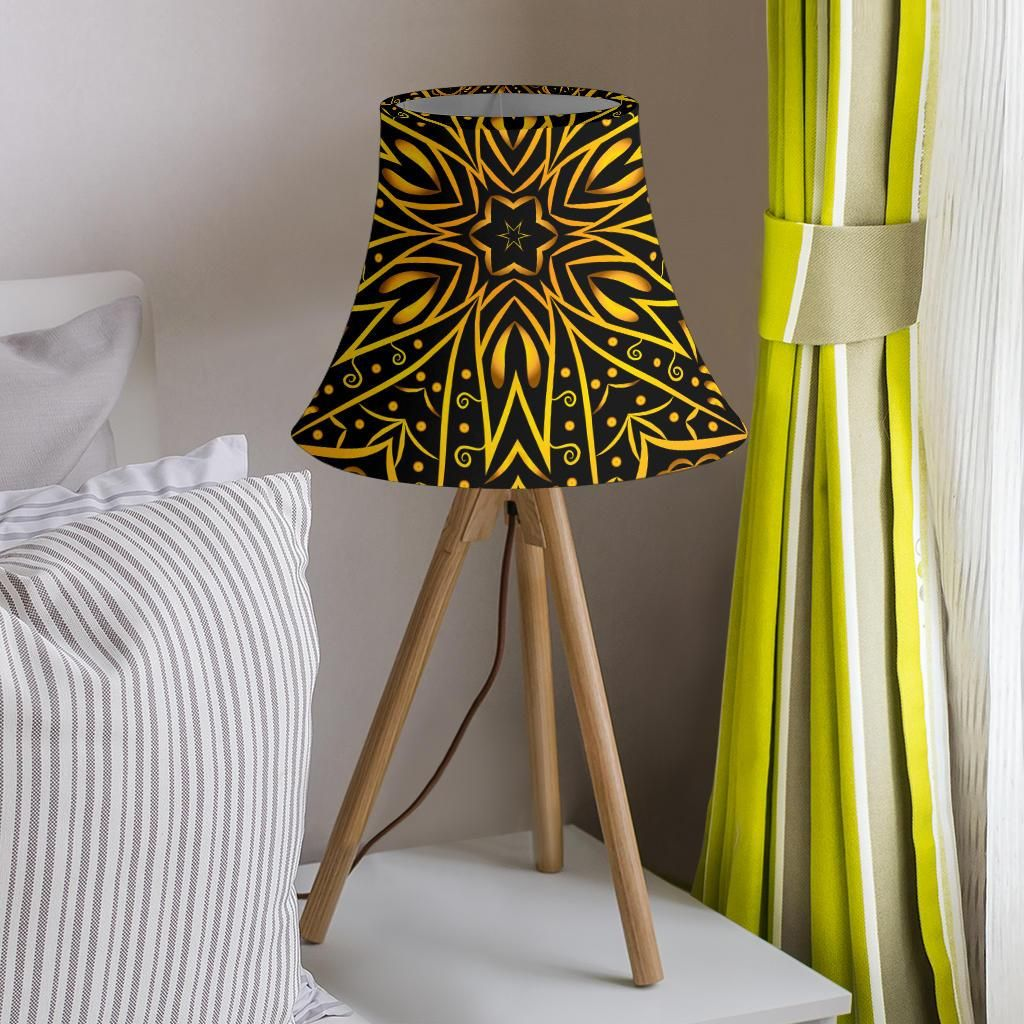 Luxury Golden Beauty Bell Lamp Shade Lamp Shade Simple Lamp Lamp