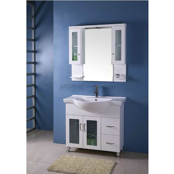 Pvc Vanity Cabinets Pvc Bathroom Vanity Pvc Bathroom Cabinets Pvc Wash Basin Cabinets With Modern Yellow Bathroom Decor Yellow Bathrooms White Vanity Bathroom