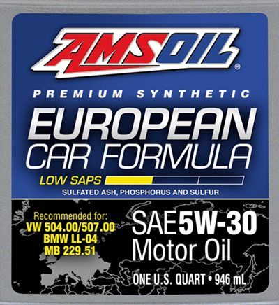 European 5w30 Synthetic Motor Oil See More Amsoil Synthetic