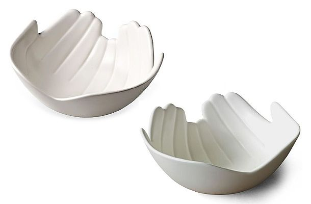 Hands bowl for snacks-love it