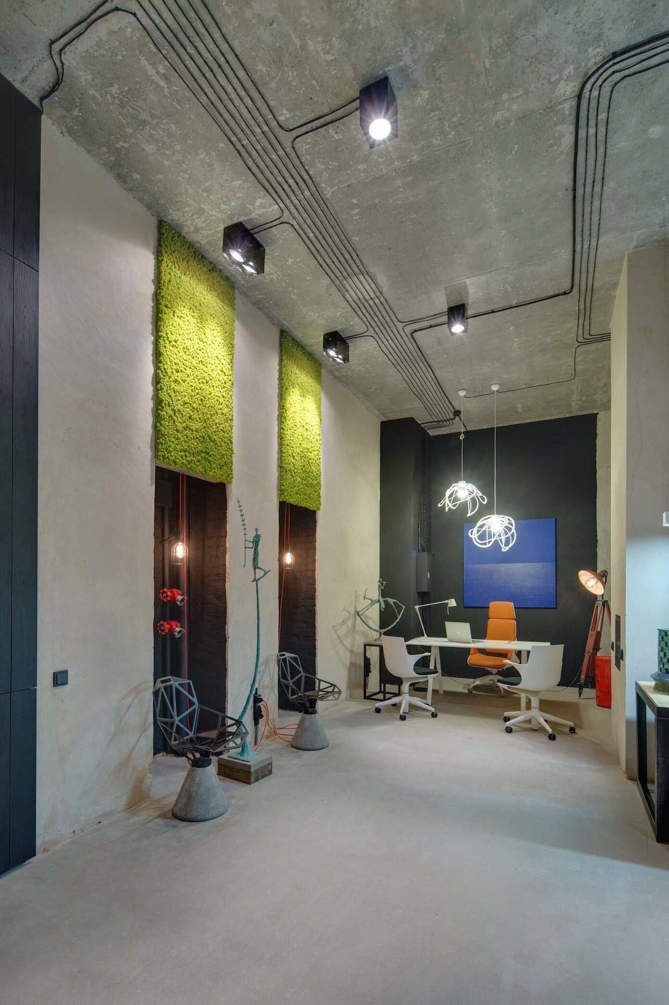 Pareti Verdi Verticali Costi pin di igor vitenco su casa nel 2020 | design ufficio