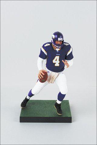 Minnesota Vikings Brett Favre McFarlane Figurine
