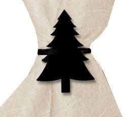 Pine Tree - Napkin Ring
