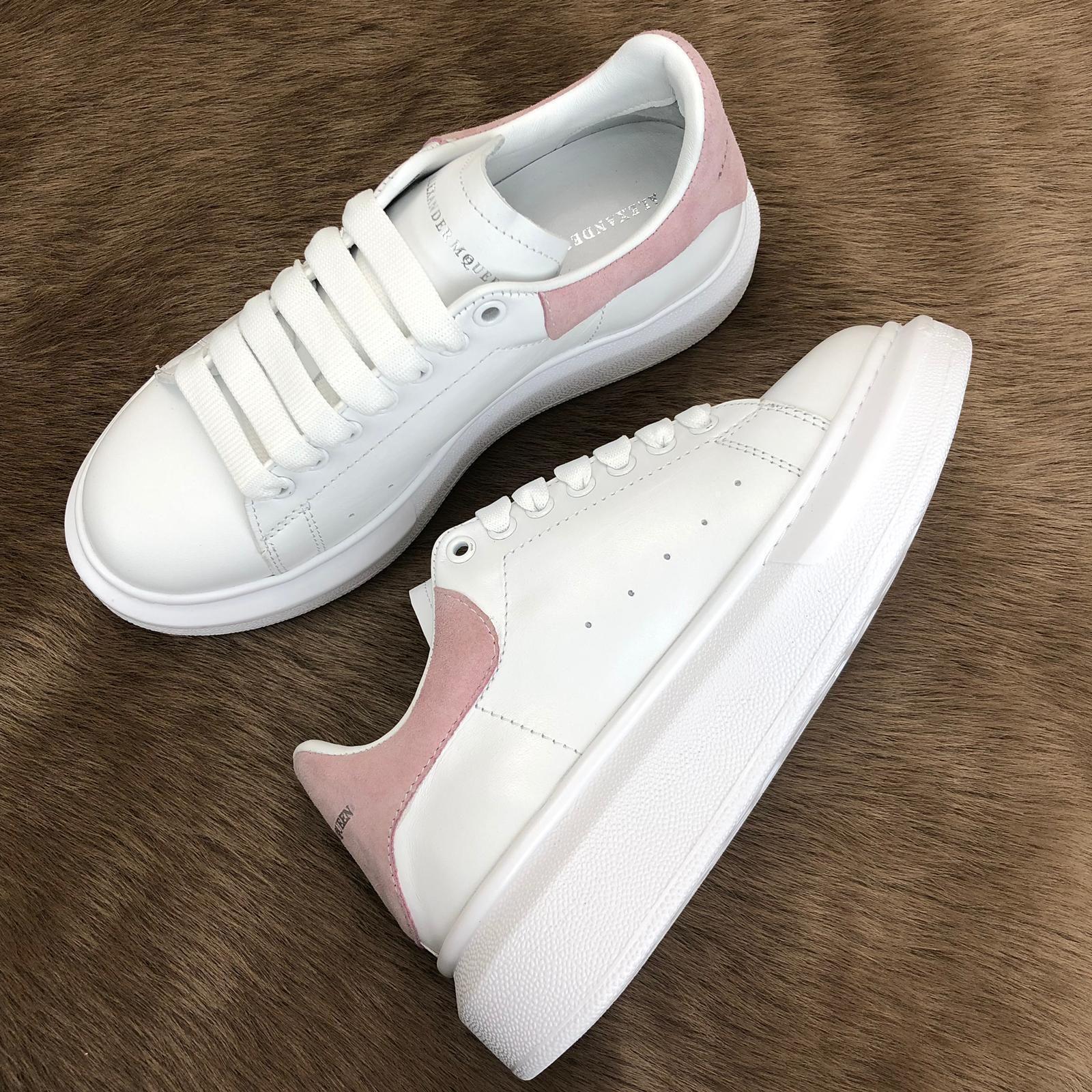 Alexander mcqueen sneakers pink