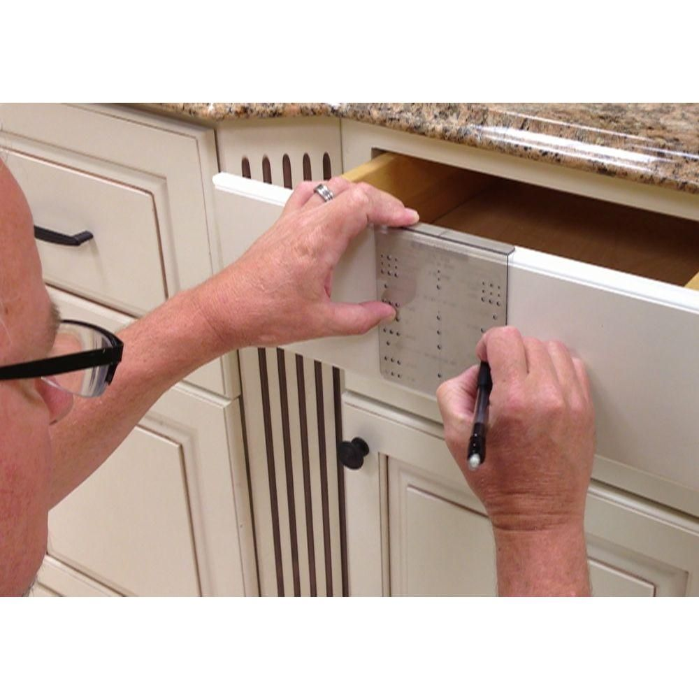 Liberty Align Right Drawer Hardware Installation