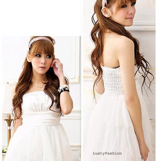Evening dress korea imag