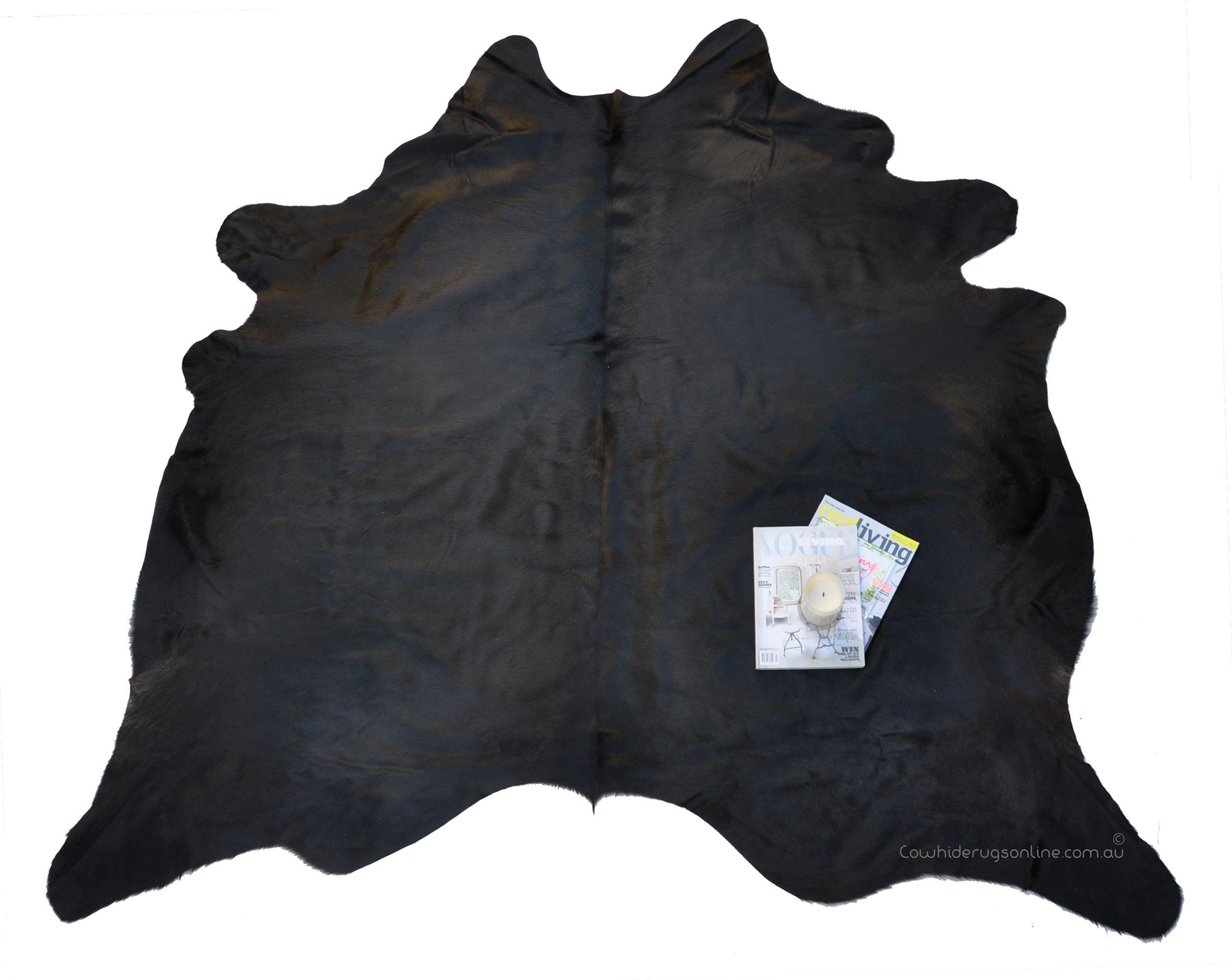 Black White Cowhide Leather Rug 349 Www Cowhiderugsonline Au Australia