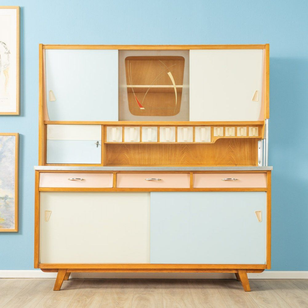 For Sale 1950s Kitchen Cabinet In 2020 1950s Kitchen Kitchen Cabinets Cabinet