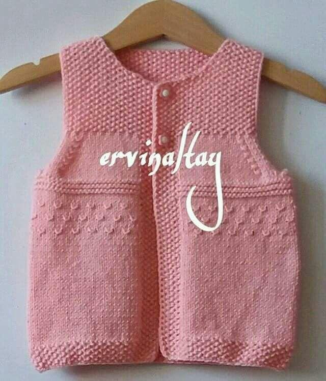 Pin de İkizler İkizler en bebek yelekleri | Pinterest | Bebe, Bebé ...