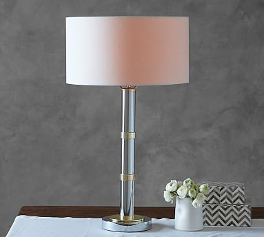 Zaira Table Lamp Potterybarn Table Lamp Lamp Pottery Barn