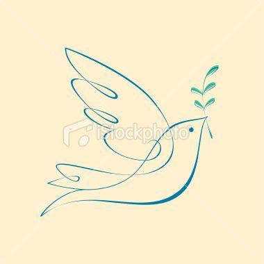 Dove_of_Peace - Stock Illustration - iStock