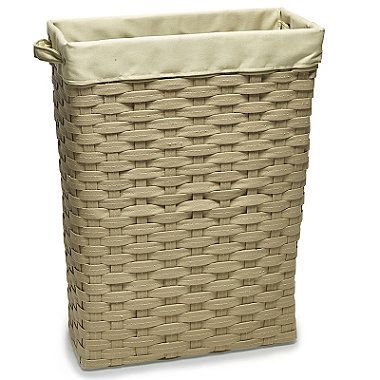 Super Slim Woven Lined Tall Laundry Basket 30L From Lakeland In Ocoug Best Dining Table And Chair Ideas Images Ocougorg