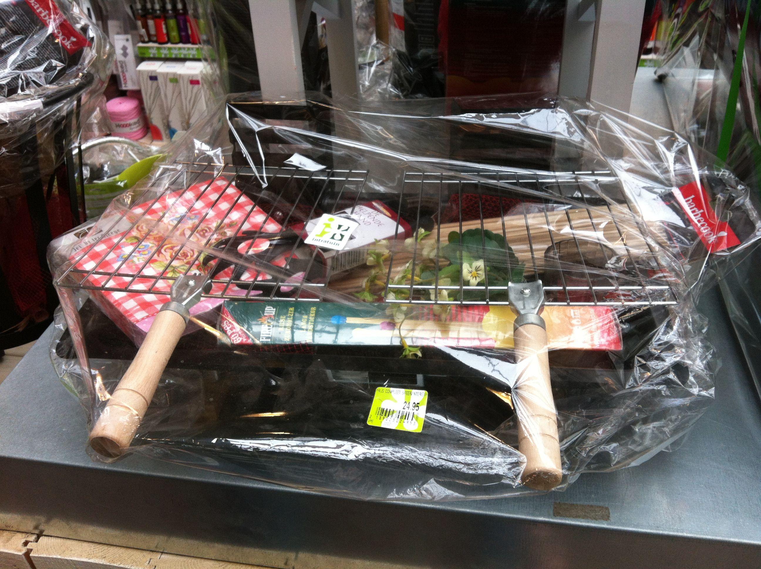 Een zomers kado: BBQ pakket   Style my party